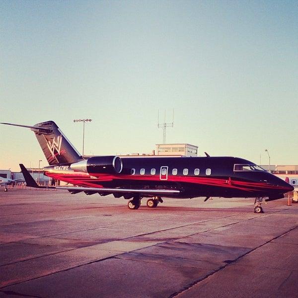 Photo taken at Shreveport Regional Airport (SHV) by Mark C. on 11/27/2012