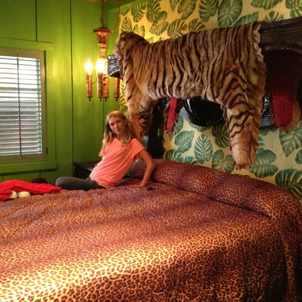 Photo taken at Madonna Inn by Tawny on 7/11/2013