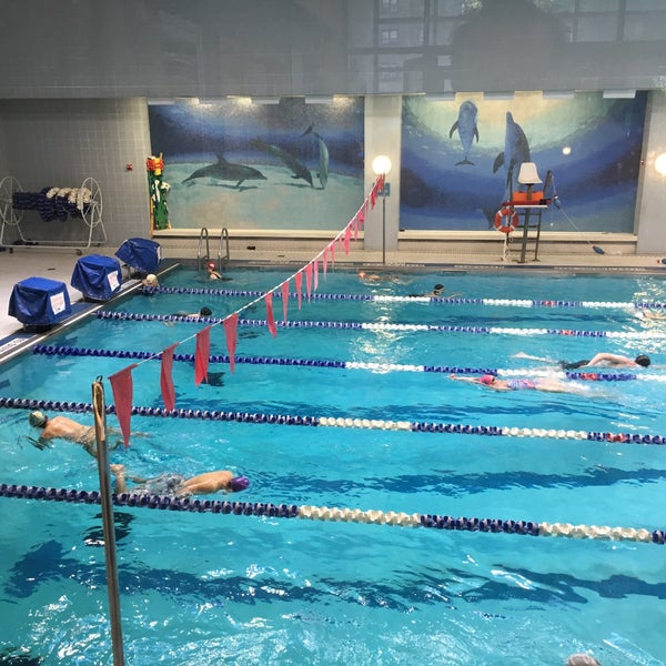 Chelsea Recreation Center Pool In New York Parent Reviews On Winnie