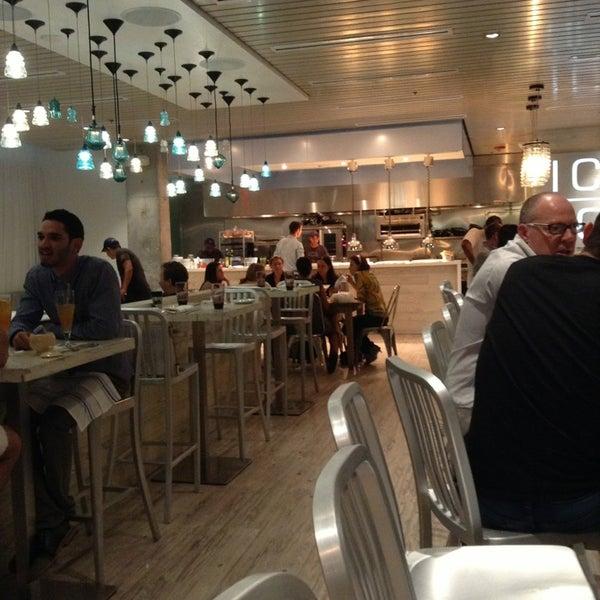 Icebox Cafe Menu Miami Beach Fl