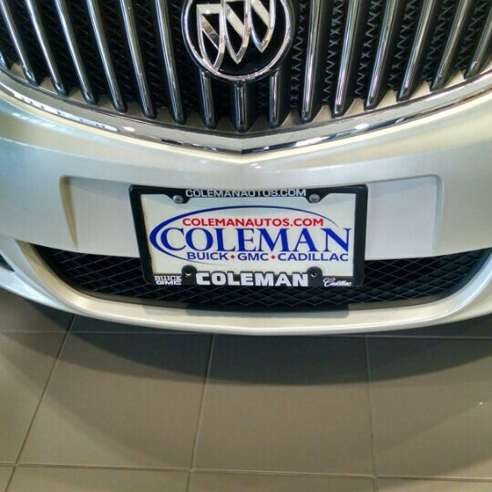 Houston Buick Dealers: Coleman Buick GMC Cadillac