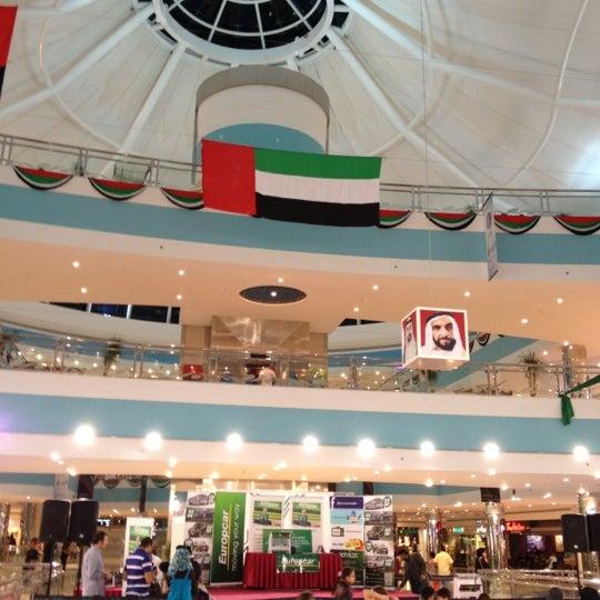 Photo taken at Mushrif Mall by Kent E. on 12/13/2012