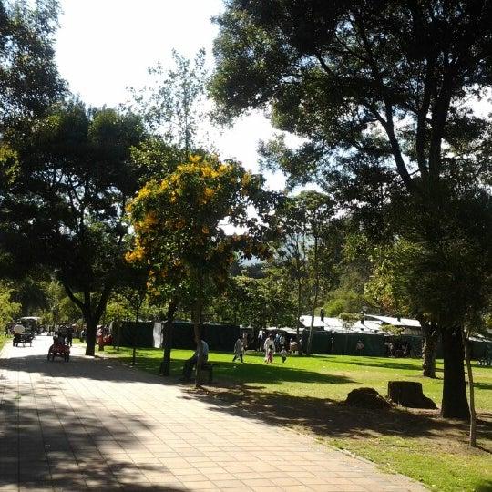 Foto tomada en Parque El Ejido por Milton R. el 1/27/2013