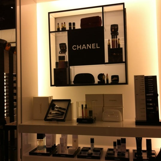 Photo taken at CHANEL by Ivelina T. on 12/14/2012
