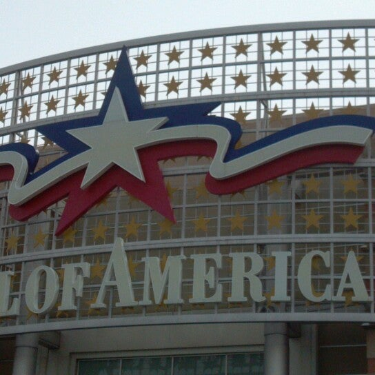 Photo taken at Mall of America by Brock H. on 3/23/2013