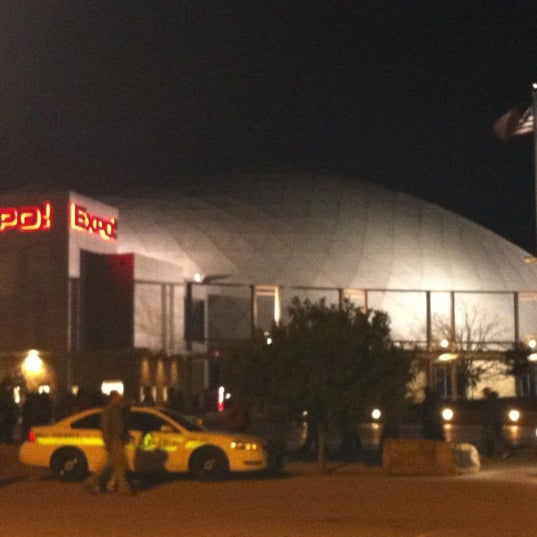 Photo taken at Bell County Expo Center by Brian B. on 11/24/2012