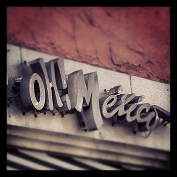 Foto tomada en OH! Mexico por Rafael D. el 1/12/2013
