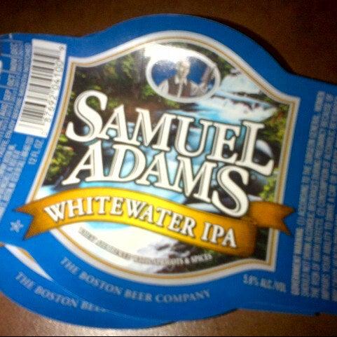 Photo taken at Samuel Adams Brewery by Amanda B. on 10/20/2012