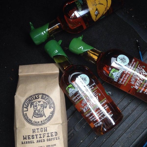 Photo taken at Seven Stills Brewery & Distillery by Eric S. on 6/8/2016