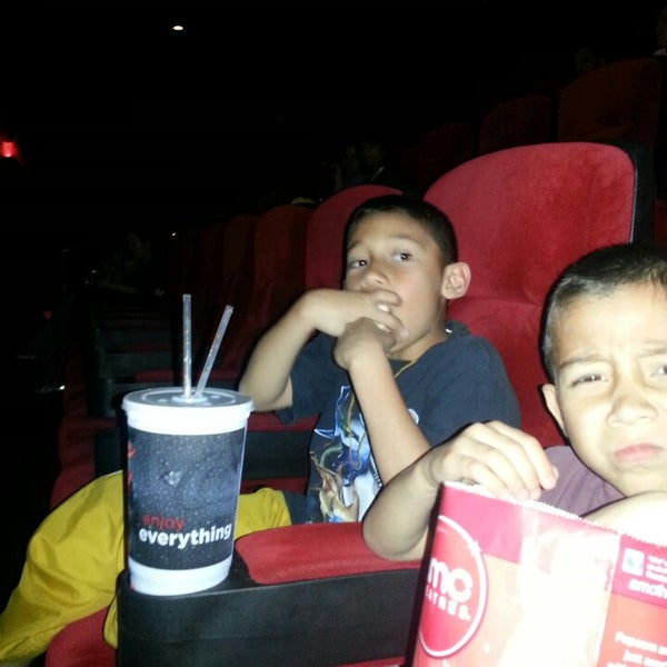 Photo taken at AMC Victoria Gardens 12 by JJ W. on 3/23/2013