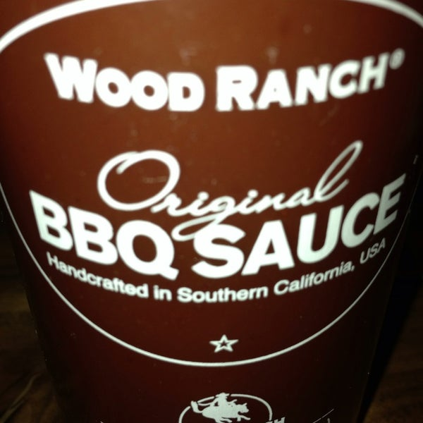 Photo taken at Wood Ranch BBQ & Grill by Rod B. on 7/5/2013