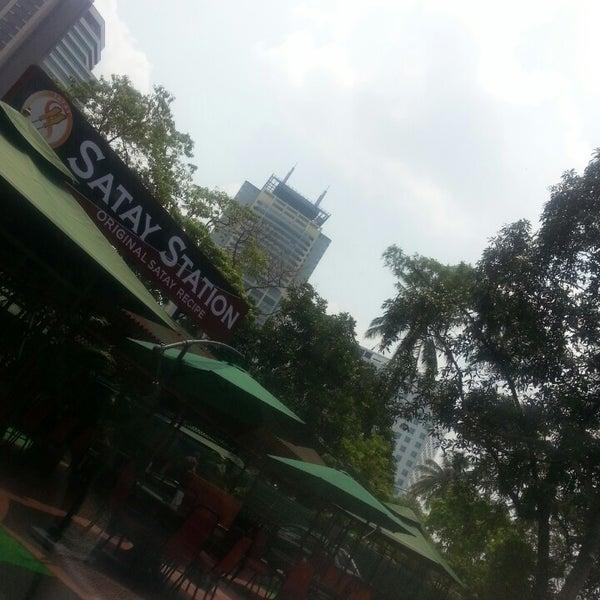 Foto tomada en Satay Station Original satay Recipe por Afiq84 .. el 8/18/2013