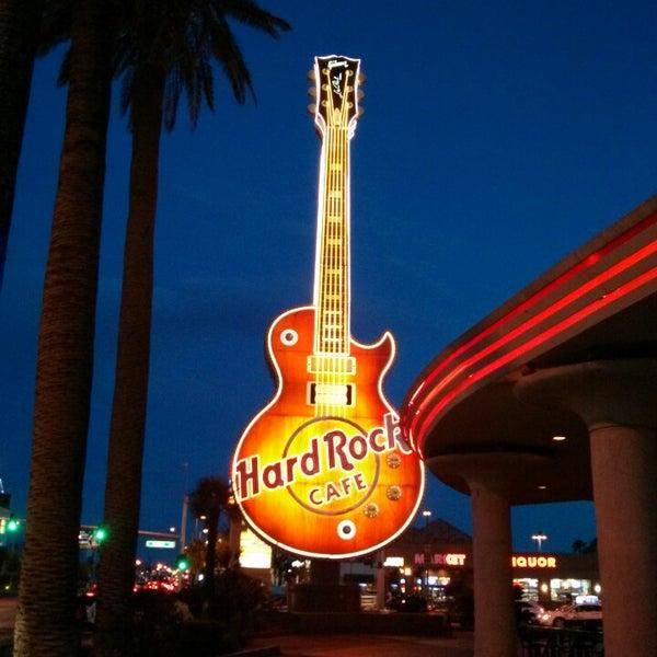 Hard Rock Cafe Las Vegas At Hard Rock Hotel Now Closed