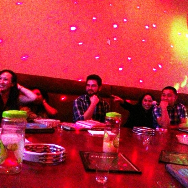 Photo taken at Chorus Karaoke and Cafe by Roger M. on 12/22/2012