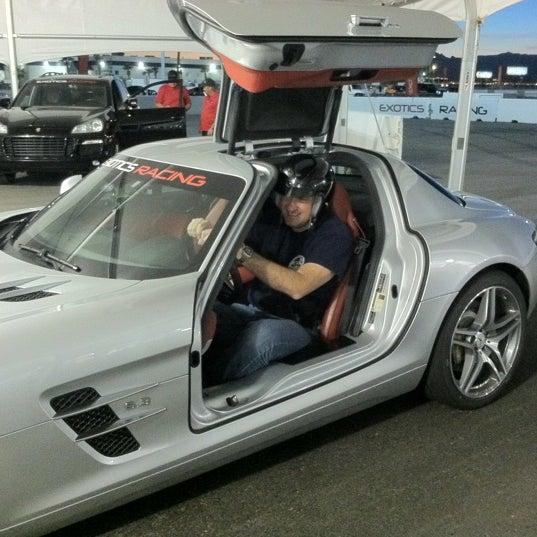 Foto tirada no(a) Exotics Racing por Steve S. em 11/3/2012