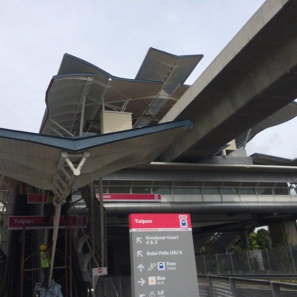 RapidKL Wawasan (KJ33) LRT Station