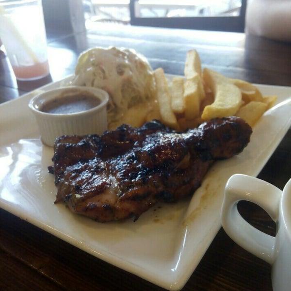 Photo taken at Melantak Steak Hub by Anira A. on 11/18/2015