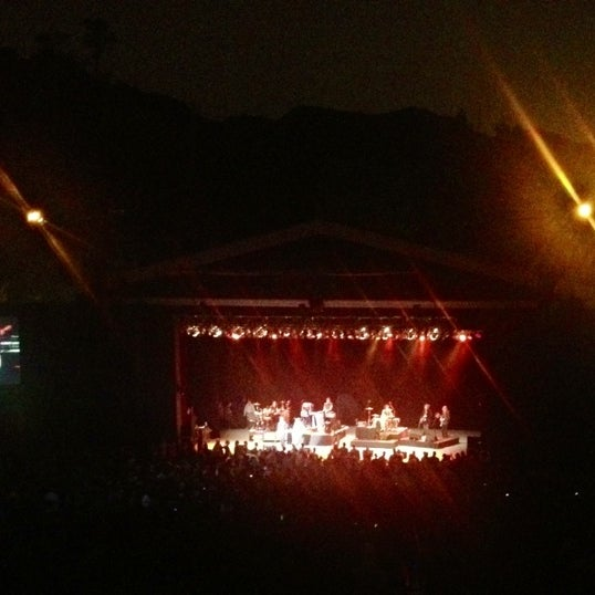 Photo taken at The Greek Theatre by Kai ⚓ on 9/21/2013