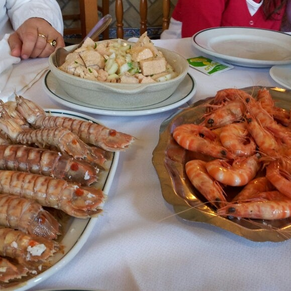 Andaluc a food bars for Andalusian cuisine