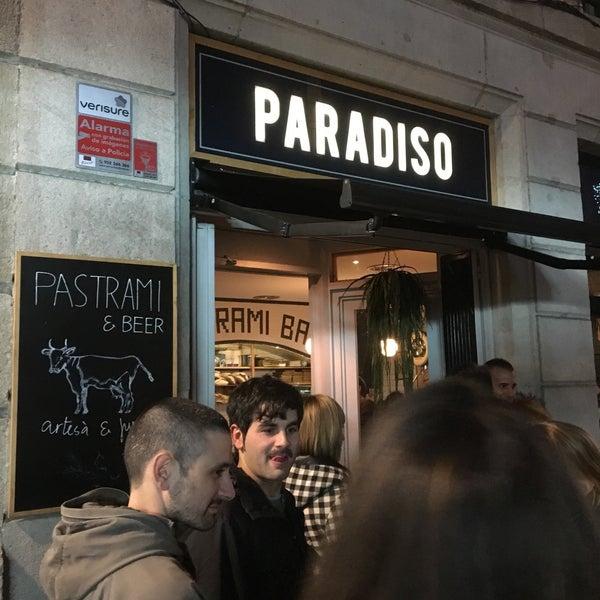 12/10/2016 tarihinde Thomas L.ziyaretçi tarafından Paradiso'de çekilen fotoğraf