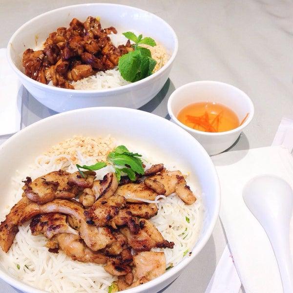 Photo taken at Ha Long Pho Noodle House by Jenny C. on 7/17/2015