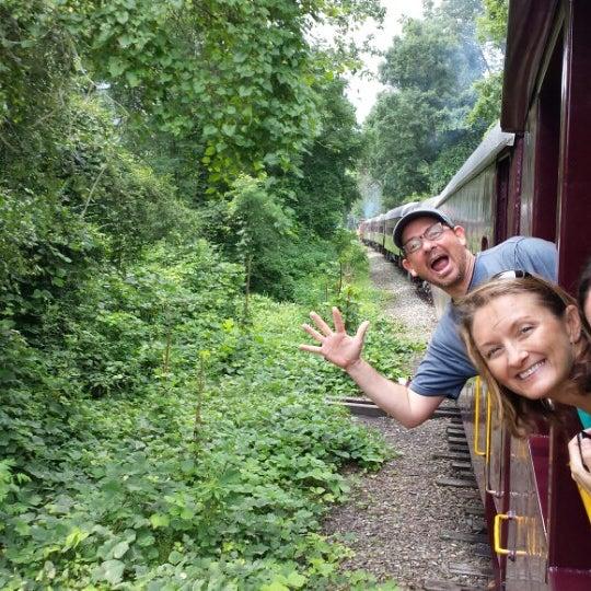 Photo taken at Great Smoky Mountain Railroad by Dan C. on 8/10/2013