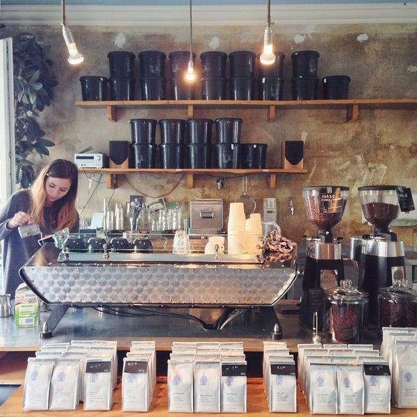 Снимок сделан в Bonanza Coffee пользователем bosch 9/16/2014