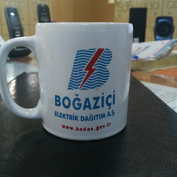 Снимок сделан в Boğaziçi Elektrik Genel Müdürlüğü (Bedaş) пользователем Orhan E. 9/20/2016