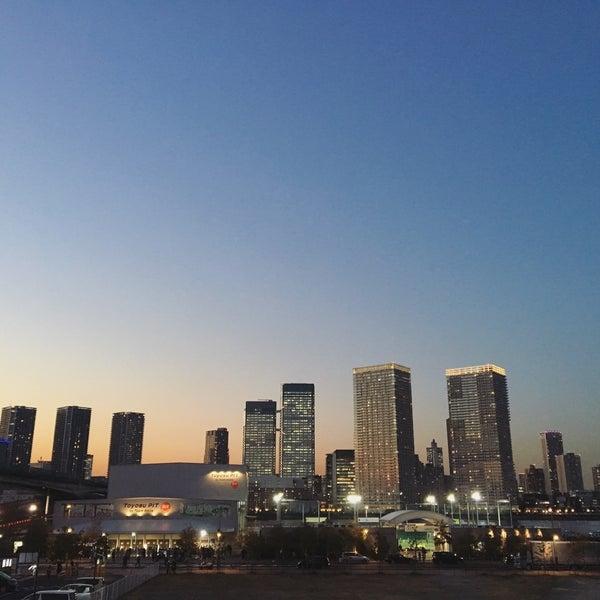 1/26/2017にりりぼがチームスマイル・豊洲PITで撮った写真