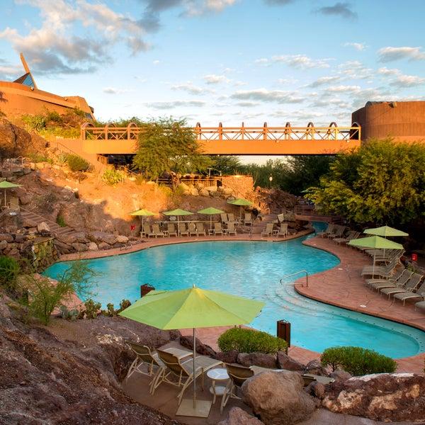 Phoenix Marriott Tempe At The Buttes Tempe Az