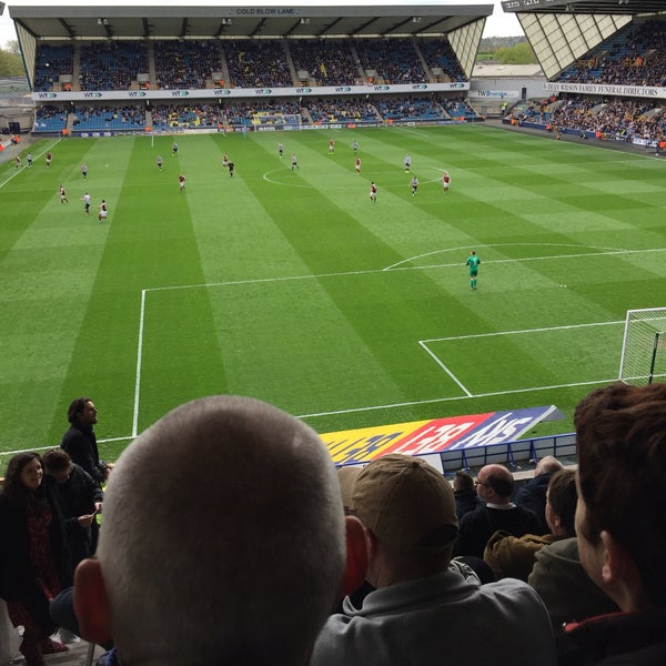 Reasonably good viewing from the away end, but parking near the ground is horrendous.