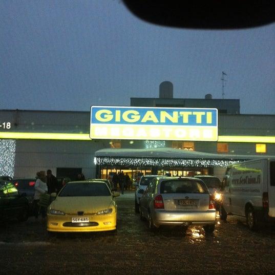 Gigantti Ser