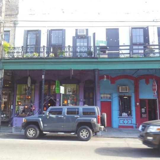 Magazine Street Lower Garden District New Orleans La