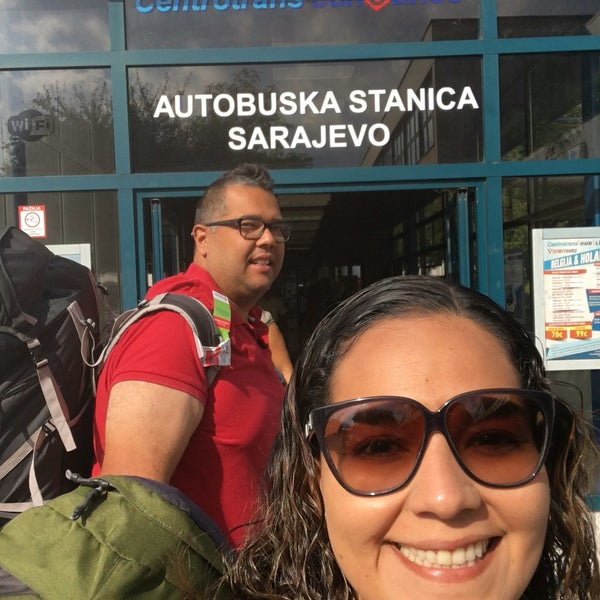 Photo taken at Autobusna stanica by Patricia H. on 9/3/2016