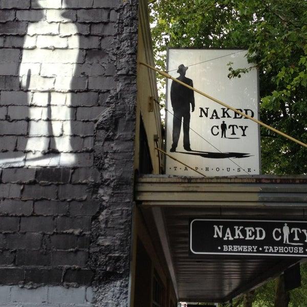 Naked city tap house