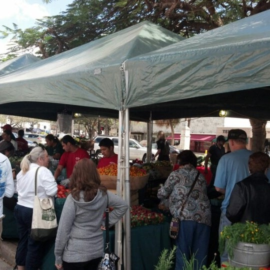 Photo taken at Gables Farmers Market by Andres C. on 2/2/2013