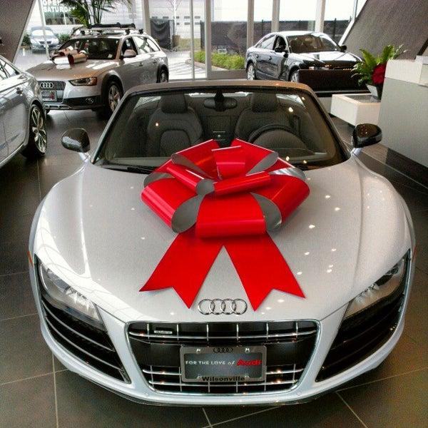 Audi Wilsonville Wilsonville Or