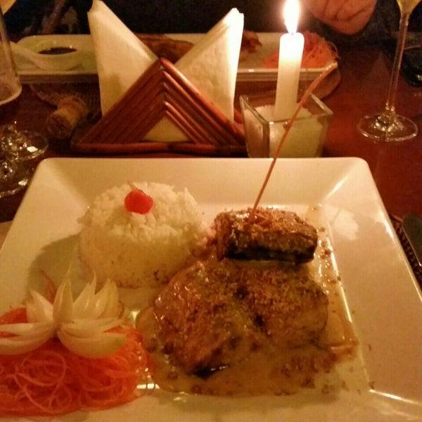 Foto tirada no(a) Restaurante Tigre Asiático por Fabricio V. em 10/11/2015