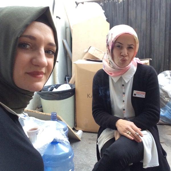 Photo taken at Aksu Çarşı by Esma Ç. on 2/18/2017