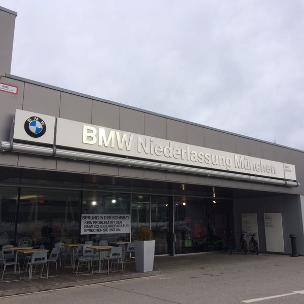 Bmwpany In Germany: Bmw Allee München