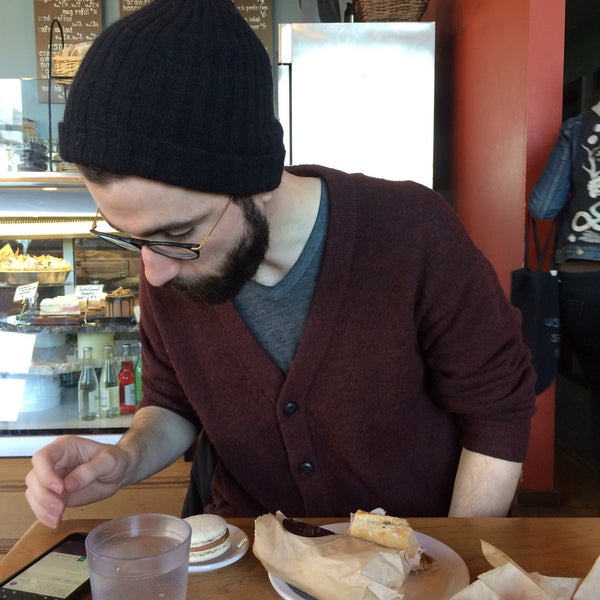 Photo taken at Crema Bakery and Cafe by Haley W. on 1/27/2017