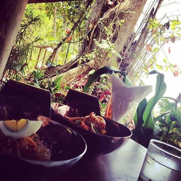 Photo taken at Gayana Eco Resort by Sean B. on 4/3/2014