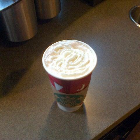 Photo taken at Starbucks by Dru B. on 11/2/2012