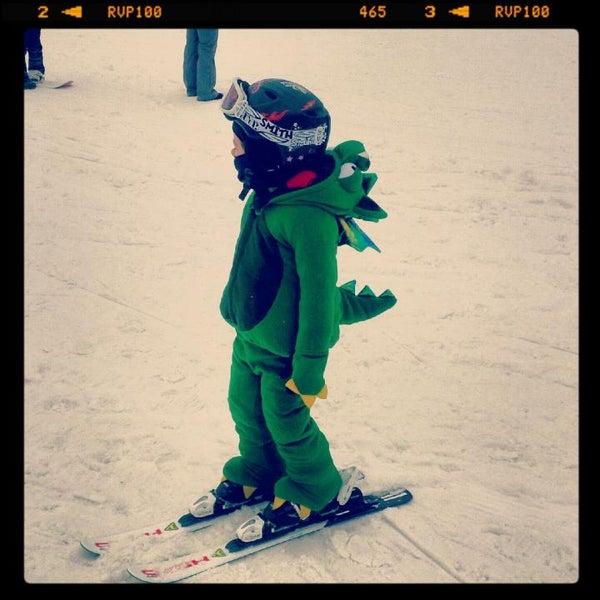 Photo taken at Chicopee Ski & Summer Resort by Greg L. on 2/23/2013