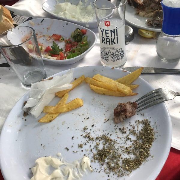 7/2/2017 tarihinde Canziyaretçi tarafından Yeşil Çiftlik Restaurant'de çekilen fotoğraf