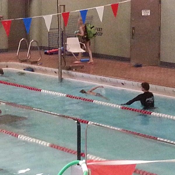 hunter college swimming pool pool in new york