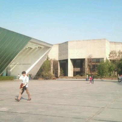 Foto tomada en MUAC (Museo Universitario de Arte Contemporáneo). por Ana Karen G. el 1/27/2013