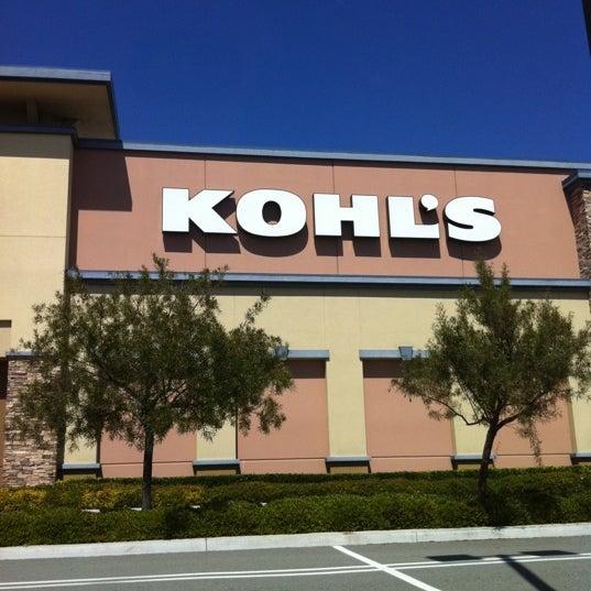 Kohl 39 S Eastlake Chula Vista Ca