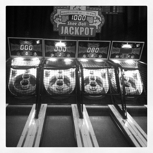 Photo taken at Dave & Buster's by Alyssa G. on 3/9/2013