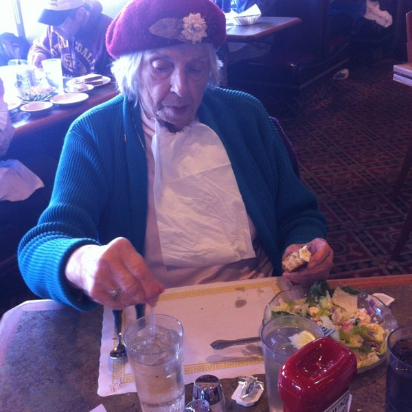 Photo taken at Tiffany Diner by bob s. on 3/14/2013